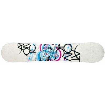 Atomic PIQ Lady + Kötés Snowboard