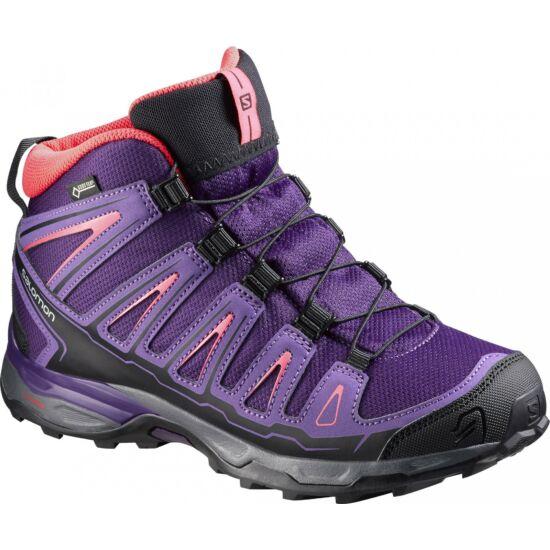 Salomon X Ultra Mid GTX J Cipő