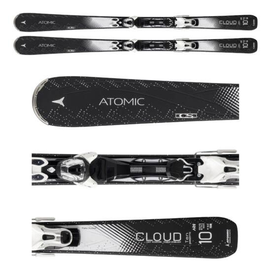 Atomic Cloud 10 Arc Síléc