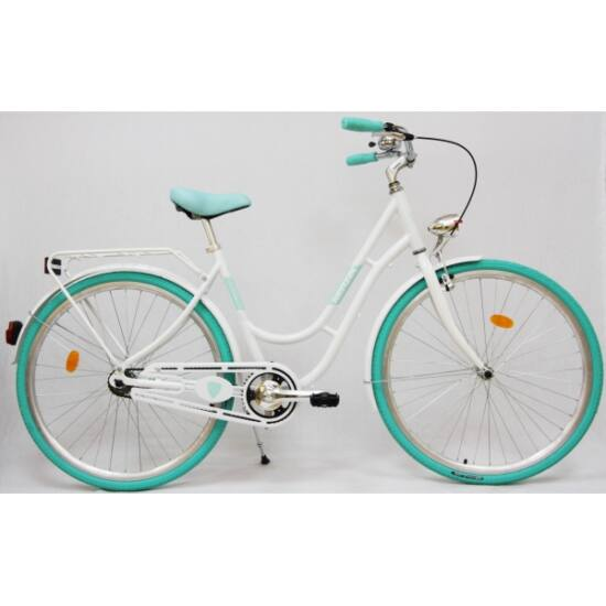 """Kenzel Nostalgic Classic 26"""" Lady kerékpár"""