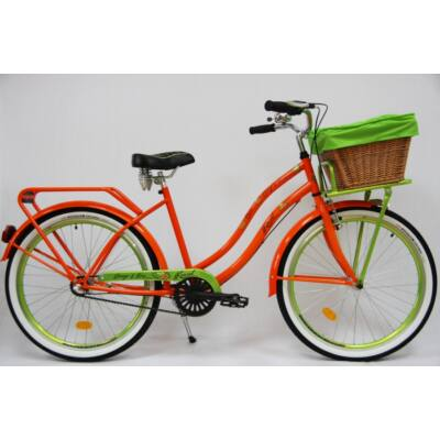 Kenzel Orange & Lime kerékpár